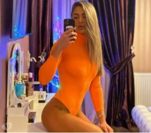 Haylana escort girl in Roma